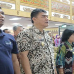 Ratusan Pejabat Struktural Eselon II, III dan IV di Lingkungan Pemerintah Provinsi Lampung ikuti Sosialisasi Tax Amnesty