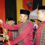 Gubernur Kukuhkan Pengurus KBSB Provinsi Lampung Periode 2016-2021