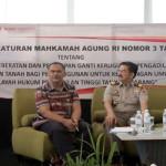 Pemprov Lampung Sosialisasikan Peraturan Mahkamah Agung RI Nomor 3 Tahun 2016
