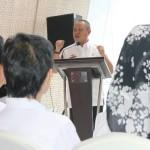 Bachtiar Basri Ajak Masyarakat Lampung Lakukan Program Germas