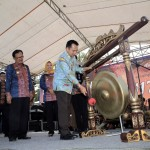 Gubernur Lampung M Ridho Ficardo Buka Festival Teluk Stabas IV Pesisir Barat