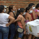 Bantuan Gereja Kolombia kepada Mocoa