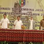 Pemprov Lampung Inginkan Jasa Konstruksi Daerah Memiliki Arti Dalam Membangun Jasa Konstruksi Secara Sistematis