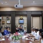 Pemerintah Provinsi Lampung Dorong PT Kereta Api Indonesia mewujudkan pembangunan double-track railway