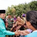 Pemprov Lampung berikan tiga unit bus pada Pemkab Mesuji