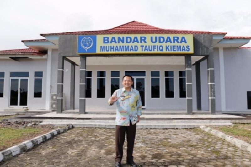 Gubernur Lampung M.Ridho Ficardo.