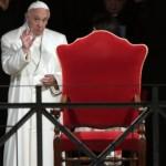 Khotbah Paskah, Paus Fransiskus Ingatkan Soal Derita Imigran
