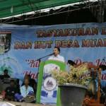 Hadiri Pesta Laut Nadran Labuhan Maringgai, Gubernur Ridho Ficardo Beri Bantuan 10,3 Miliar