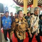 Gubernur Lampung M. Ridho Ficardo Hadiri Peringatan Otonomi Daerah ke-21 di Jawa Timur