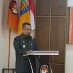 Pemprov Lampung Hibahkan Aset Tanah dan Bangunan Pada KPU setempat