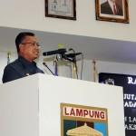 Pemprov dan DPRD Lampung saling dukung 16 Raperda