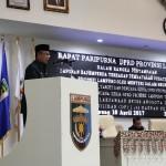 Pemprov dan DPRD Provinsi Lampung sepakat tetapkan lima dari sepuluh pembatan Peraturan Daerah oleh Menteri Dalam Negeri