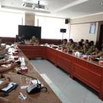 Pemerintah Provinsi Lampung melakukan studi banding ke Jawa Timur