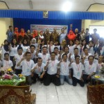 Penyandang Disabilitas Tuna Rungu Wicara di Lampung Dilatih