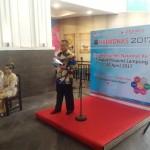 Peringatan Hari Konsumen Nasional, Dinas Perdagangan Lampung Kampanyekan Cinta Produk Lokal