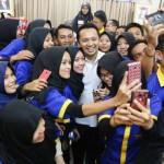 120 peserta Lampung Mengajar, Dilepas Gubernur Ridho