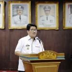 Pemprov Lampung Lakukan Sosialisasi Peraturan Mendagri RI Nomor 11 tahun 2017