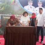 Remajakan Tanaman Kopi, Pemprov Lampung Gandeng PT Nestle Indonesia