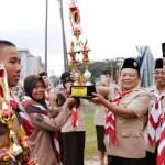 Sumarju Saeni Tutup Perkemahan Songsong Ramadhan ke-XXIX