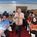 Wakil Gubernur Lampung Bachtiar Basri Buka Acara Sosialisasi PT3