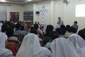 Pendalam Spiritulitas HK Yesus