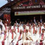 Syukur 40 Th Imamat Mgr. Agustinus Agus