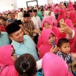 Besok, Gubernur Ridho Akan Salat Ied di Lapangan Saburai Bandar Lampung