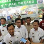 Pastikan Konsumsi Pangan Lebaran Aman, Satgas Pangan Provinsi Lampung lakukan sidak