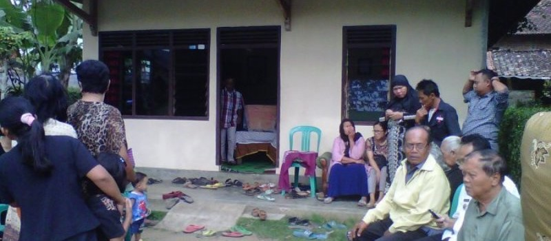 Rumah duka. Foto : Tribbunnews.com