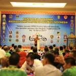 Rapat Kerja Nasional Asosiasi DPRD Provinsi Seluruh Indonesia (ADPSI) Berlangsung di Lampung