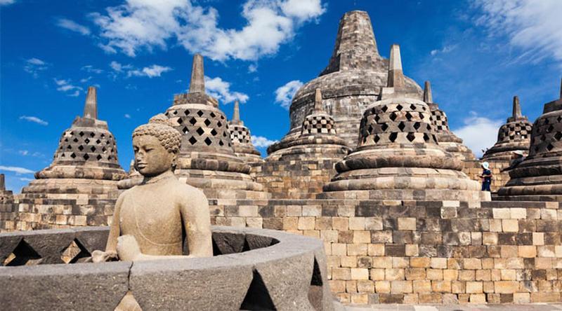 Menko & Menpar Kompak Luncurkan BOP Borobudur kompak meresmikan Badan Otorita Pariwisata (BOP) Borobudur di Gedung Trimurti. Foto : liputan6.com