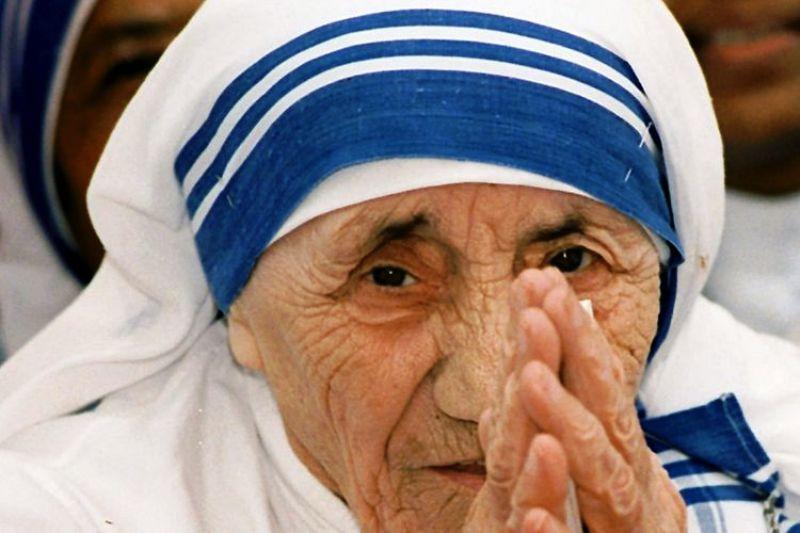 Bunda Teresa. Foto : AFP