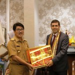 Kadin Lampung Gandeng Kadin Aljazair di Bidang Pariwisata dan Perdagangan