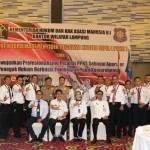 150 PPNS Lakukan Rapat Koordinasi di Lampung