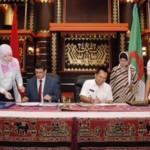 Lampung dan Bouira Aljazair Teken Kerja Sama Provinsi Bersaudara