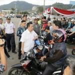 Warga Berharap Balik Mudik Lebaran Gratis Lampung-Jakarta Berlanjut