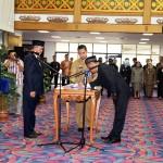 Bachtiar Basri lantik 127 pejabat administrator dan pengawas di Lingkungan Pemerintah Provinsi Lampung