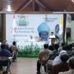 Bupati Pringsewu Sudjadi Hadiri Pembukaan Perpasgelar ke-III Keuskupan Tanjungkarang