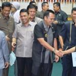 Seluruh Fraksi Setuju Pertanggungjawaban APBD Lampung TA 2016 Jadi Perda