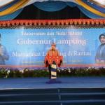 Delapan Proyek Strategis Pusat di Lampung, Bukti Pemimpin Muda Dipercaya