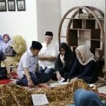 Gubernur Ridho melayat mantan Kadis Perikanan dan Kelautan Provinsi Lampung Setiato