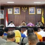 Anggota Pol PP Lampung Ikuti Pelatihan Disaster Preparedness Plan