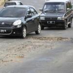 Jalan Pramuka Rajabasa Bukan Lagi Kewenangan Pemprov Lampung