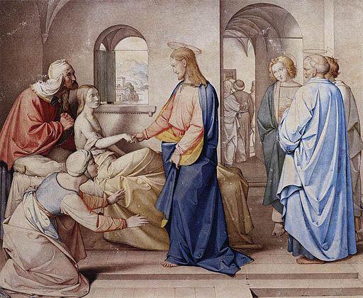 kebangkitan anak Yairus