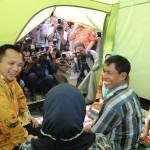 Gubernur Lampung M.Ridho Ficardo Buka Kemah Keluarga Se-Indonesia di PKOR Way Halim