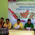 Pemuda Katolik Komda Lampung Dukung Perpu Nomor 2 Tahun 2017