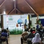 Ini Pesan Menteri Agama RI Untuk Perpasgelar III Keuskupan Tanjungkarang