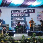 Gubernur Lampung Minta Seniman Gerakkan Ekonomi Kreatif