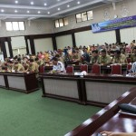 Pemerintah Provinsi Lampung menggelar Sosialisasi Permedagri No.33/2017