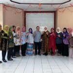 DPD Ikatan Pekerja Sosial Profesional (IPSPI) Lampung lakukan silahturami di UPTD PSAA Budi Asih Bandar Lampung